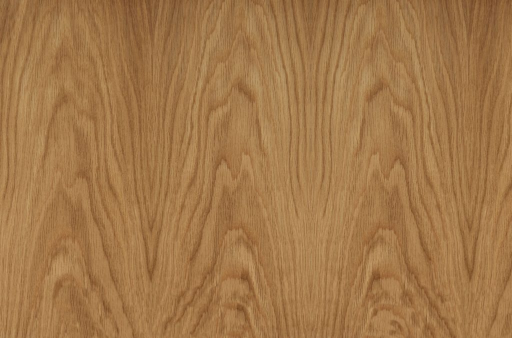 American White Oak Crown Cut 1f1b On 18mm Mdf Plyman