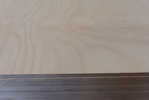 Hoop Pine Ply Interior A/A 2400X1200mm